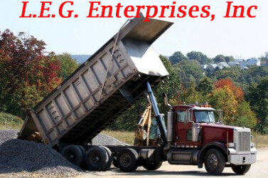 L.E.G. Enterprises, Inc Logo