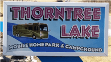 Thorntree Lake Mobile Home Park & Campground, LLC Logo