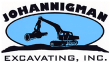 Johannigman Excavating, Inc Logo