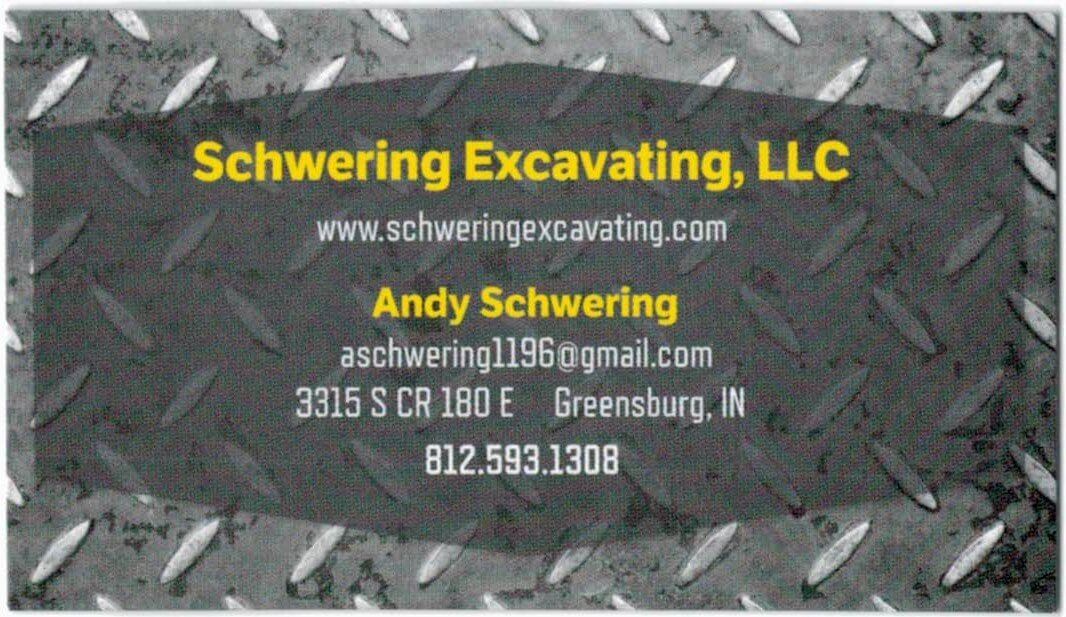 Schwering Excavating LLC Logo