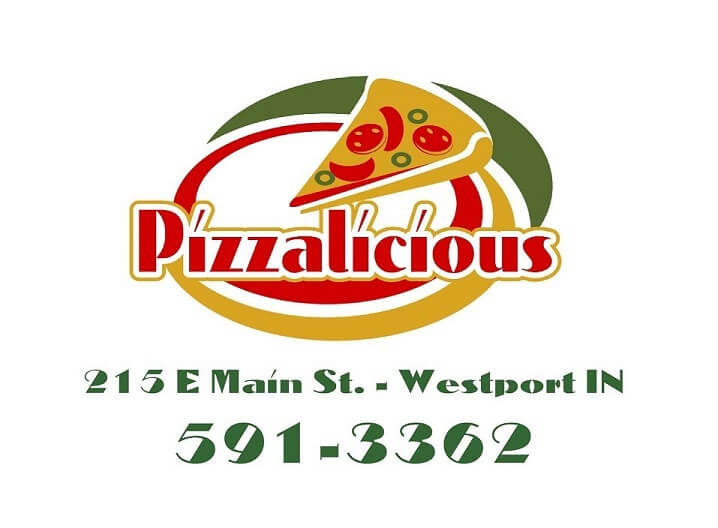Pizzalicious Corporation Logo
