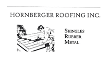 Hornberger Roofing, Inc Logo