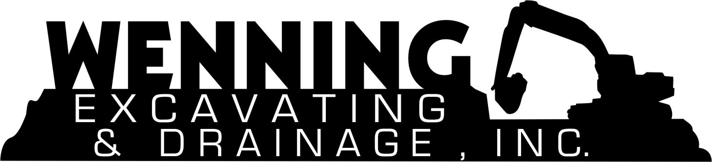 Wenning Excavating and Drainage, Inc Logo