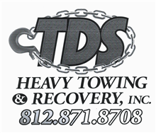 TDS Heavy Towing & Recovery Inc Logo