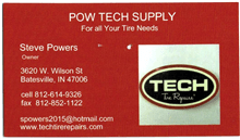 Pow Tech Supply Logo