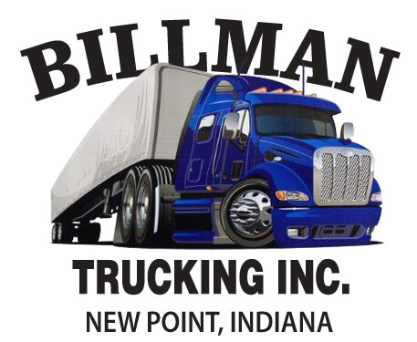 Billman Trucking, Inc. Logo