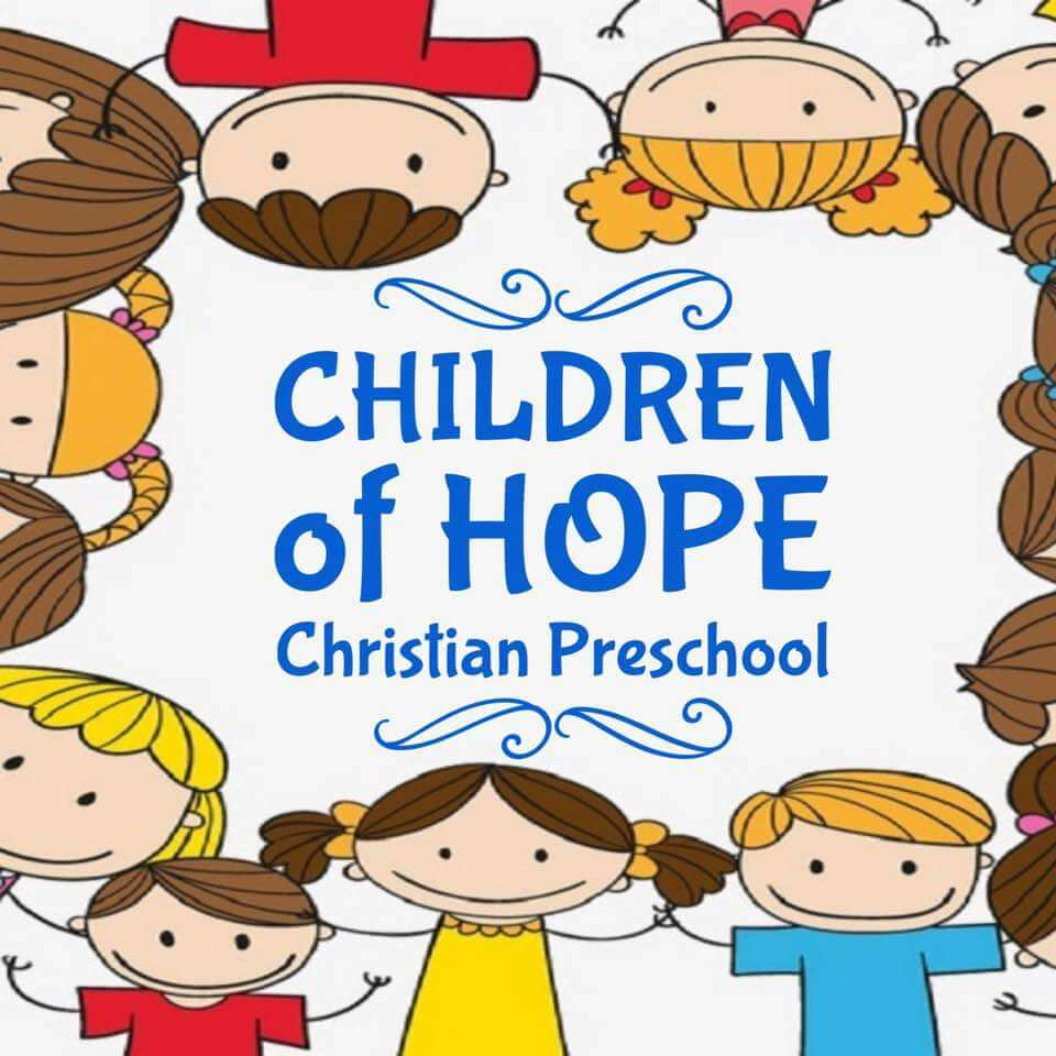 Children of Hope Christian Preschool Logo