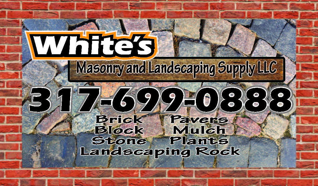 White's Masonry & Landscaping Supply, LLC Logo