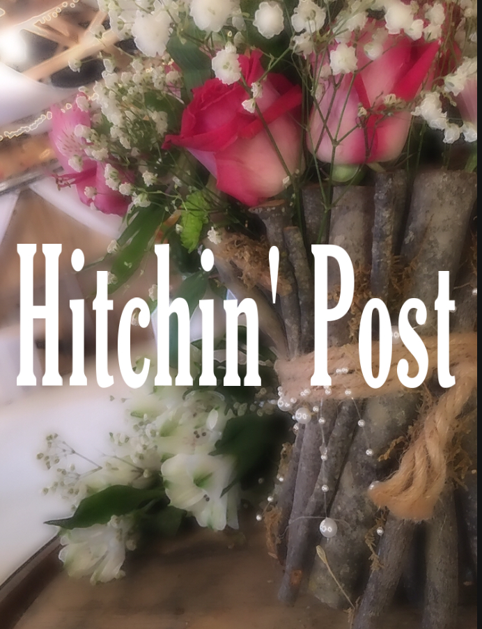 Hitchin' Post  Logo