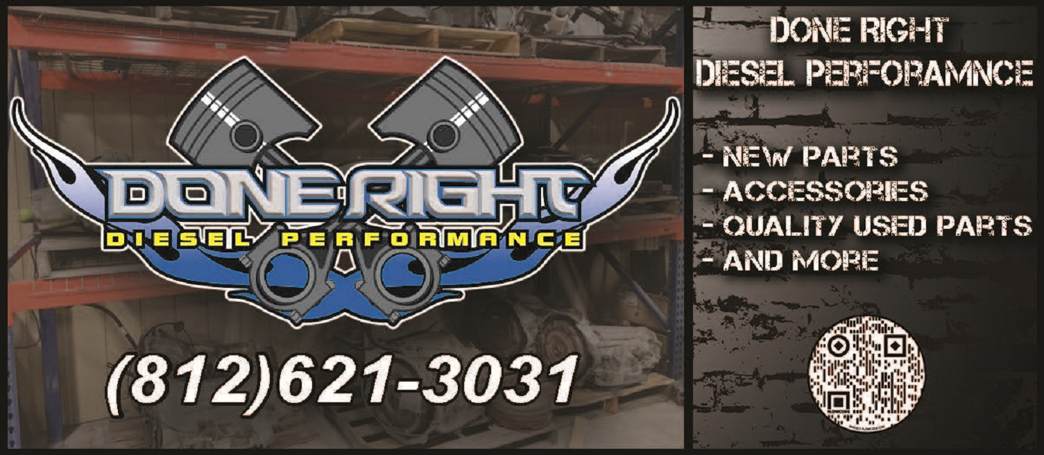Done Right Diesel Performance Logo